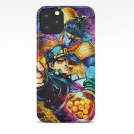 Star Platinum iPhone Case