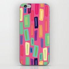 Square Mica iPhone & iPod Skin