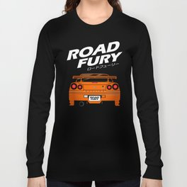 Road Fury Long Sleeve T-shirt