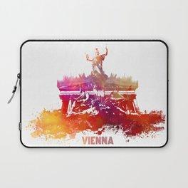 Vienna skyline Laptop Sleeve