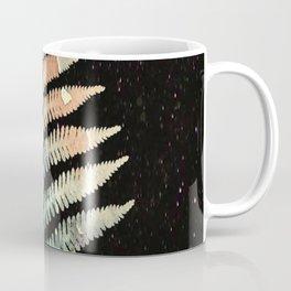 Watercolour Fern Leaf Coffee Mug