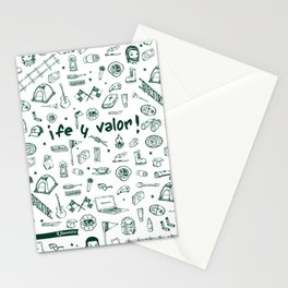 Camping Club Stationery Cards