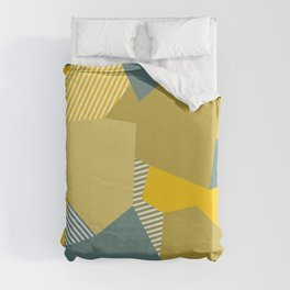 Olive to the Max Duvet Cover
