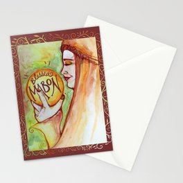 Blessed Mabon Stationery Cards