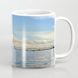 Bridge Over the Rio Negro Coffee Mug