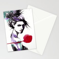 Broken Hearted Stationery Cards