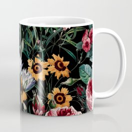 Midnight Garden III Coffee Mug