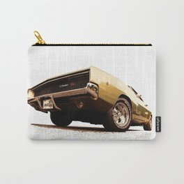 1968 Dodge Charger R/T - The Graphic Illustration Carry-All Pouch