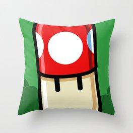 Prescription Power-Up Throw Pillow