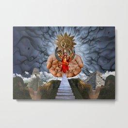 Goddess Within Metal Print