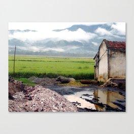 Dien Bien Fu, Vietnam Canvas Print
