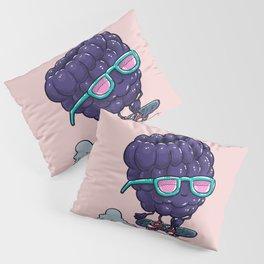 The Blackberry Skater Pillow Sham
