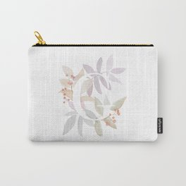 Rustic Wreath Monogram - Initial G Carry-All Pouch