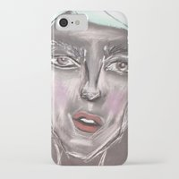 sketch iPhone & iPod Cases featuring sketch by Gayana Manukova