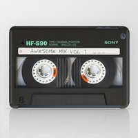 targaryen iPad Cases featuring cassette classic mix by neutrone