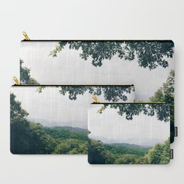 The Great Smoky Mountains Gatlinburg Tennessee Carry-All Pouch