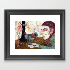 Secret Place III Framed Art Print