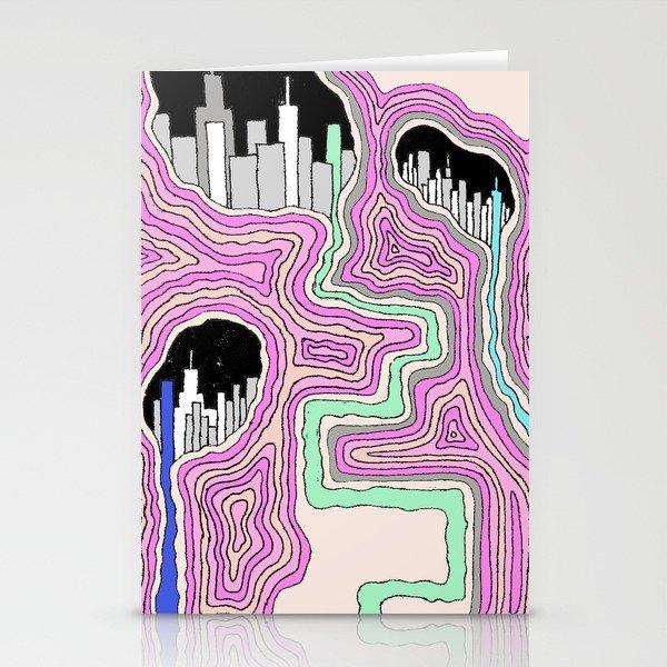 Strange Vision Stationery Cards