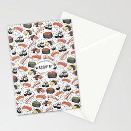 WASSAP B? Stationery Cards