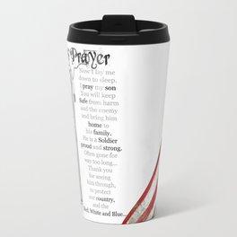 Soldier's Prayer ~ Ginkelmier Travel Mug