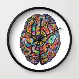 A Renewed Mind Wall Clock