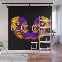 The Seven deadly Sins - GLUTTONY Wall Mural