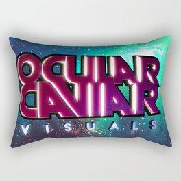 OCLOGO Dark Rectangular Pillow