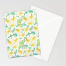 Gilding the Lilies - bright Stationery Cards