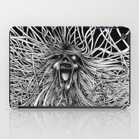 pain iPad Cases featuring Pain by Daniel Bede-Fazekas