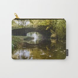 Autumn at Lady's Bridge Carry-All Pouch