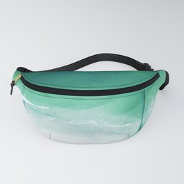 Surf from above Fanny Pack