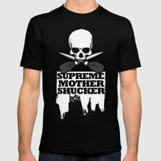Supreme Mother Shucker 2014  Black LARGE Mens Fitted Tee