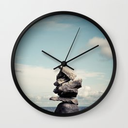 Reach for Your Dreams Wall Clock