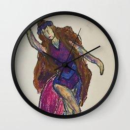 If You Knew Suzie Wall Clock