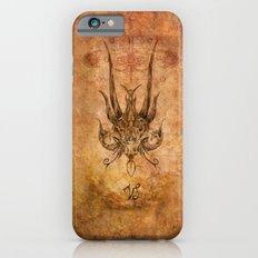 Zodiac: Capricorn Slim Case iPhone 6s