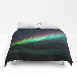 Aurora / Northern Lights II Comforters