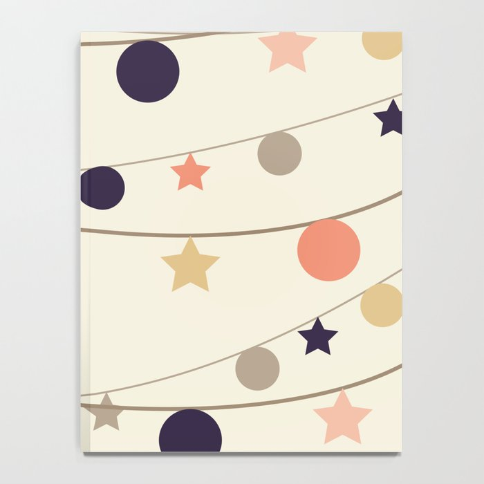 Christmas Garlands Notebook