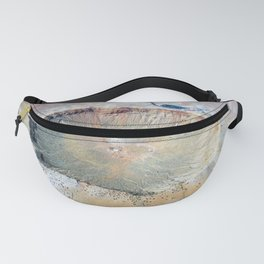 Meteor Crater Fanny Pack