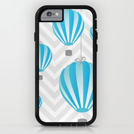 Journey to Nowhere in Particular iPhone Case