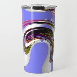 eccentric topology Travel Mug
