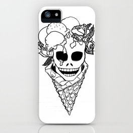 Hella Cool INK iPhone Case