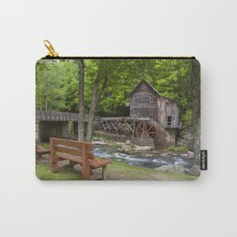 Glade Creek Grist Mill In Summer Carry-All Pouch