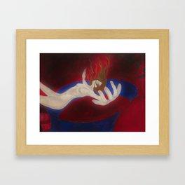 Superior Vena Cava Framed Art Print