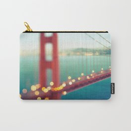Meet Me In San Francisco Carry-All Pouch