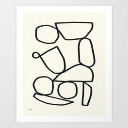 DETAILS (1) Art Print