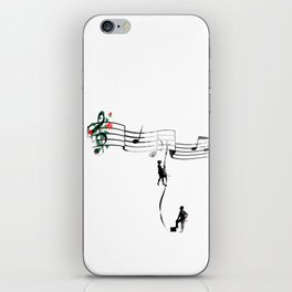 TANAN (Fighting for Love) iPhone Skin