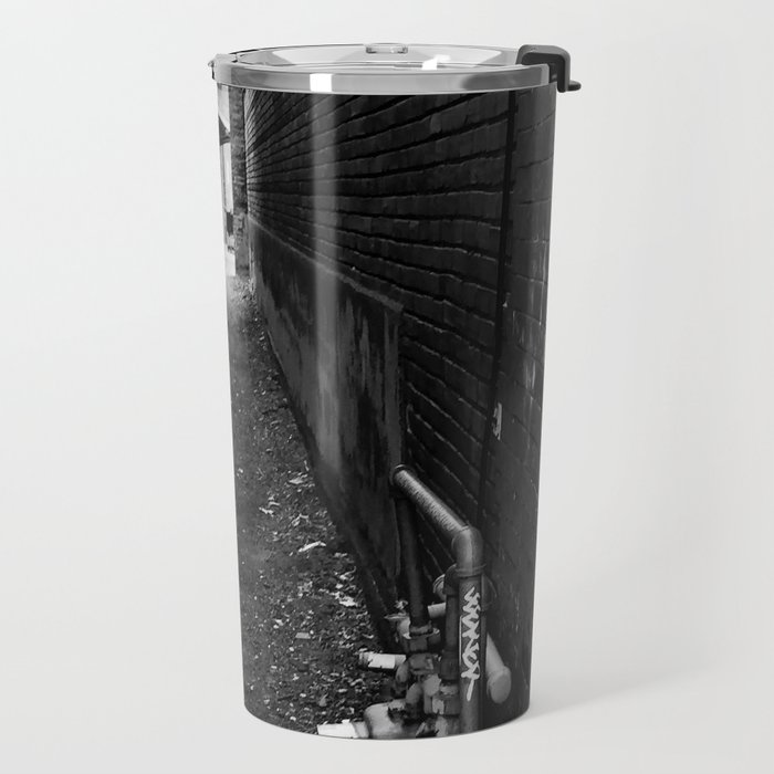 ...any path will take you there... Travel Mug