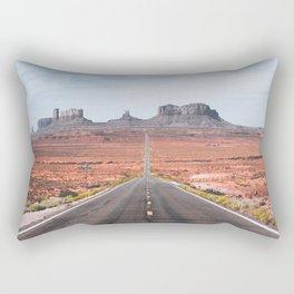 Monument Valley Rectangular Pillow