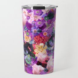 Kitten caught in the garden Travel Mug