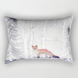 FOX FOX FOX Rectangular Pillow